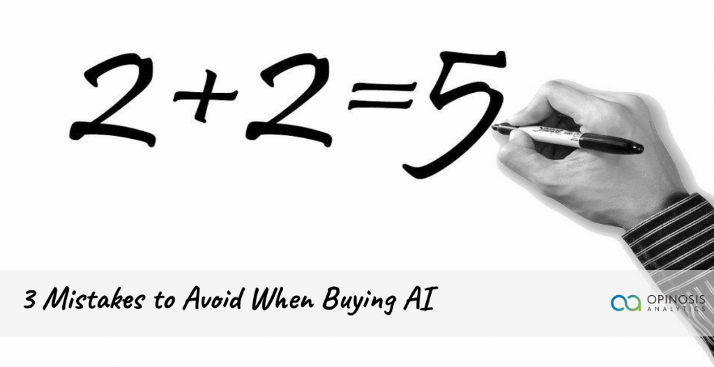 buying AI 3 mistakes to avoid