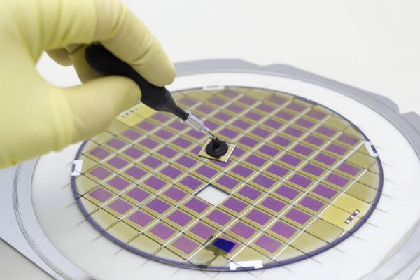 using AI in silicone wafer manufacturing